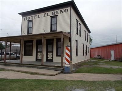 El Reno Hotel Ok U S National Register Of Historic Places On Waymarking