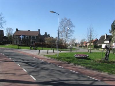 De locatie / The location