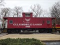 Image for Gulf, Mobile & Ohio Caboose #2994 - Corinth MS