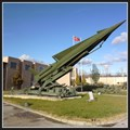 Image for Nike-Hercules Missile with Launcher - Ankara, Turkey