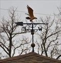 Image for Toquerville Meetinghouse Eagle Weathervane
