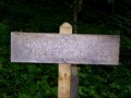Image for Road Prong Trail (Chimney Tops Trail end) - Great Smoky Mountains National Park, TN