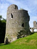 Image for Narbeth Castle - CADW - Pembrokeshire - Wales.