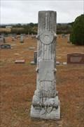 Image for E.E. Chunn - East End Cemetery - Lingleville, TX