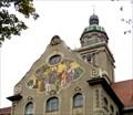 Image for Collegium Canisianum Mosaic - Innsbruck, Austria