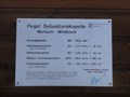 Image for Pegel 'Sebastianskapelle' - Wildbach Wertach, Germany, BY