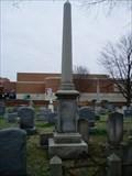 Image for Pittman Family Grave, Confederate Cemetery, Fredericksburg, VA