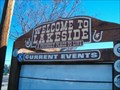 Image for Welcome to Lakeside, California