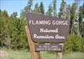 Image for Flaming Gorge National Recreation Area