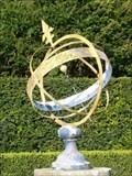 Image for Kingston Lacy Sphere Sundial, Wimborne Minster, Dorset, UK