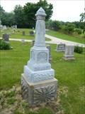 Image for Wilhelm Carl Brandt - Elliott Grove Cemetery - Brunswick, Mo.