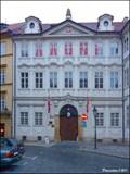 Image for Embassy of the Sovereign Military Order of Malta / Velvyslanectví Rádu Maltézských rytíru (Prague)