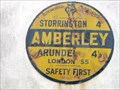Image for Amberley Automobile Association Sign