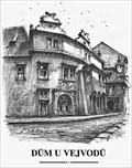 Image for The house 'U Vejvodu'  by  Karel Stolar - Prague, Czech Republic