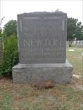Image for Elihu Newton - White's Chapel Cemetery - Southlake, TX