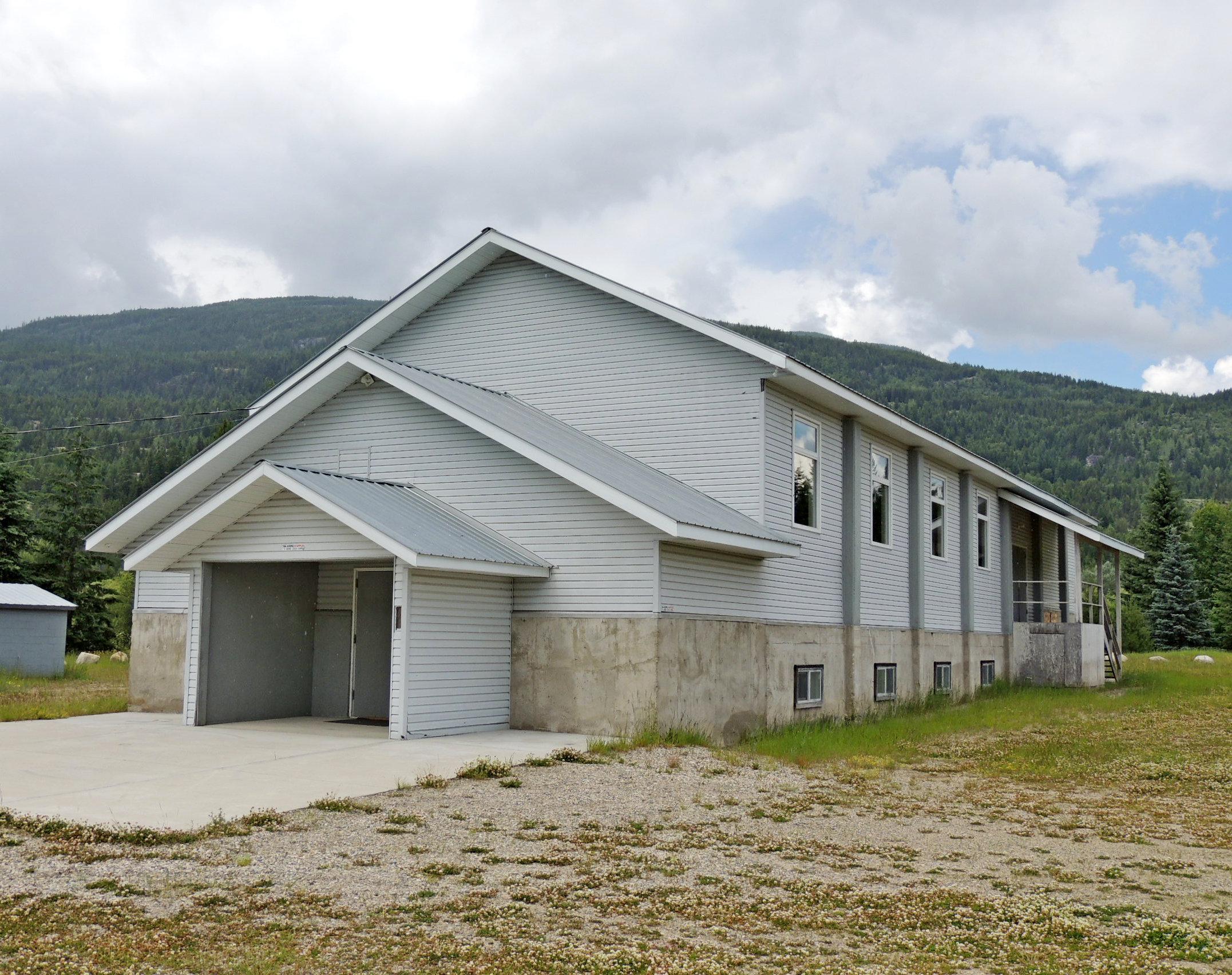 Union of Christian Doukhobors, Krestova, BC Photo