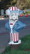 Image for Uncle Sam Mouse, Belmont, CA