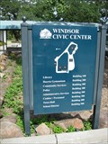 """Image for Windsor Civic Center """"You are here"""" - Windsor, CA"""