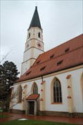 Image for Pfarrkirche St. Petrus in Velden/Vils, Lk. Landshut, Bayern, D