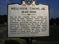 Image for MELCHIOR THONI, JR. ~ 1849-1926 ~~ 2E 71