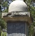Image for Roll of Honour, Abermain, NSW Australia