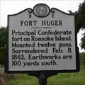 Image for Fort Huger, Marker B-2