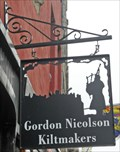 Image for Gordon Nicolson Kiltmakers - Edinburgh, Scotland