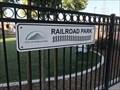 Image for Railroad Park - Morgan Hill, CA