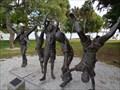 Image for Olympic Wannabes - Replica - Sarasota, Florida, USA.