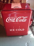 Image for Coca Cola Cooler in Salem Massachusettes