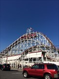 "Image for Cyclone - ""Cyclonic, Yet Tectonic"" - Coney Island, NY"