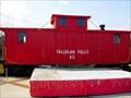 Image for Tallulaha Falls Line Caboose-Cornelia, Georgia
