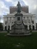 Image for Statue d'André Grétry, Liège, Wallonie