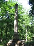 Image for L'obélisque du Roi de Rome - forêt d'Halatte (Oise)