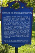 Image for Illinois in the American Revolution - Kaskaskia Island IL