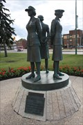Image for British Commonwealth Women Who Served -- Winnipeg MB