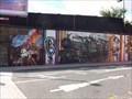 Image for Chalk Farm Mural - Regent's Park Road, London, UK