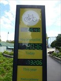 Image for Counting display for cyclists - Christchurch, New Zealand