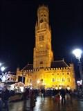 Image for Carillon, Belfort, Bruges 8000, Belgium.