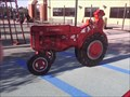 Image for Farmall Tractor Mosaic - Lemon Grove CA
