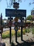 Image for Radiator Springs - Anaheim, CA Pop: 12