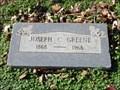 Image for 100 - Joseph C. Greene - Fairlawn Cemetery - OKC, OK