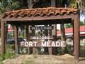 Image for General George Gordon Meade - Fort Meade, Florida