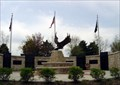 "Image for ""Sovereign Wings"" Clay County Veterans Memorial"