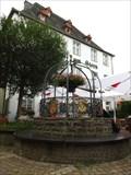 Image for Zunftbrunnen auf dem Marktplatz Ahrweiler - RLP / Germany