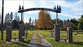 Image for Meyers Falls Cemetery Arch - Kettle Falls, WA