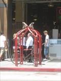 Image for Pig bike rack - Los Angeles, CA