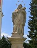 Image for St. John of Nepomuk // sv. Jan Nepomucký - Rozsochy, Czech Republic