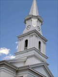 Image for Zion Lutheran Church Steeple (JV4618) - Middletown, MD