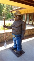 Image for Smokey Bear Statue at Middle Fork Ranger Station - Westfir, OR